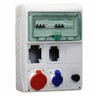 Schneider Electric 13182 Enclosure for PK Socket