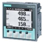 Siemens 7KM3133-0BA00-3AA0 Power Monitoring Device PAC 3100 with Integrated RS 485 Port for MODBUS RTU, Frequency 50hz, Voltage 110-250V