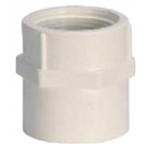 Ashirvad Plastic Threaded Female Adaptor, Size 2.5cm, Part No. 2235403