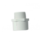 Ashirvad Plastic Threaded Male Adaptor, Size 2.5cm, Part No. 2235303
