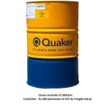 Quakercool 3610 Metalworking Semi Synthetic Coolant, Density at 30 deg C 1022kg/cu m, Color Light Amber