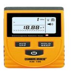 Kusam Meco KM 196 Digital Electromagnetic Radiation Tester, Range 0.01 - 19.99mT