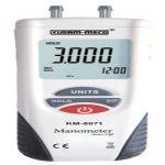 Kusam Meco KM 8071 Digital Mannometer, Pressure Range 2 psi