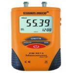 Kusam Meco KM 8074 Digital Manometer, Pressure Range 75 psi