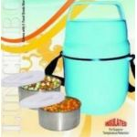 Generic Mango Prime SS Container With Led With Plastic Hand, Number of Containers 3
