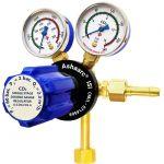 Ashaarc A.S.DG.CO2-6 CO2 Gas Regulator, Max Outlet Pressure 2bar