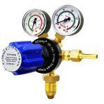 Seema S.S.DG.OX-1 Oxygen Gas Regulator, Max Outlet Pressure 10bar