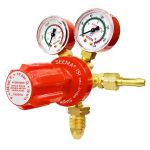 Seema S.S.DG.HY-3 Hydrogen Gas Regulator, Max Outlet Pressure 10bar