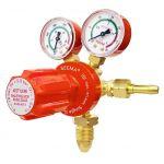 Seema S.S.DG.ACT-2 Acetylene Gas Regulator, Max Outlet Pressure 0.8bar