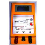 Waco DIT 99C Single Range Digital Insulation Tester, Rated Voltage 500V, Insulation Range 200MΩ, Insulation Range 200MΩ