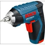 Bosch GSR 3.6V-Li Pro Drive Professional Cordless Screwdriver, Speed 0 - 250rpm