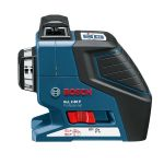 Bosch GLL 2-80 P Professional Line Laser, Dimension 158 x 54 x 141mm