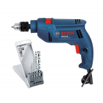Bosch GSB 550 Impact Drill Kit, Power Consumption 550W