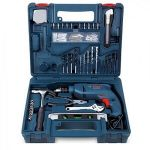 Bosch GSB 10 RE Impact Drill Smart Kit, Power Consumption 500W