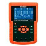 Extech PQ3450-30 3-Phase Power Analyzer Datalogger Kit