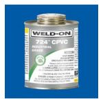 Astral CPVC Pro ASTM D2846 Weld-On 500 CTS Adhesive Solution, Capacity 946ml