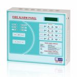 MOP FS4Z Fire Alarm Panel, Color White/Green