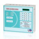 MOP FS4Z Fire Alarm Panel, Color White/Green