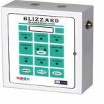 MOP BZ3ZSHD Fire Alarm Security Panel, Color White