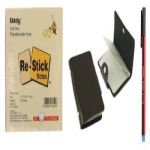 Heady Daddy Sticky Notepad, Color Multicolor