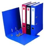 Heady Daddy Transparent Plastic Cover File Folder Pack, Color Multicolor, Paper Type A4