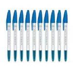 Reynolds 045 Fine Carbure Ball Pen, Color Blue, Ink Color Blue