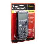 Texas Instruments TI-89 Titanium 12Digit Graphical Calculator, Display 12Digit, Memory 2.7MB