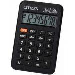 Citizen LC-210N 8Digit Basic Calculator, Type Basic, Display 8Digit, Warranty 1year