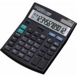 Citizen CT-666N Citizen12Digit Basic Calculator, Type Basic, Display 12Digit, Warranty 1year