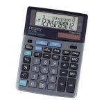 Citizen CT-770II 12Digit Basic Calculator, Type Basic, Display 12Digit