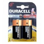 Duracell LR14C Alkaline Battery, Size C