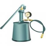 Rotopower HT-35 Hydraulic Test Pressure Pump, Type Manual
