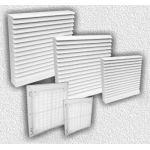 FTC FPAV1 Panel Fan Filter, Size 130 x 130mm, Plan Type