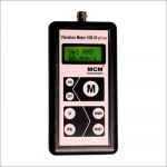 MCM VIB30-PLUS Vibration Meter, Size 135 x 70 x 25 mm, Temperature 0 - 50 deg C