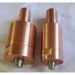 PARENTNashik Elkonite Electrodes, Dimensions  2.5 x 2.5cm, Material High Strength Copper Tungsten