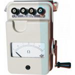 Rishabh DET-500 Earth Tester, Range 0 - 500 Ω, Scale Length 90mm