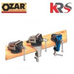Ozar AVH-7611 Fixed Table Vice Jaw, Size 60mm