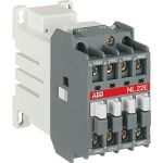 ABB A163010 Power Contactor, Rating 9A (351177090000)