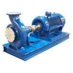 Kirloskar DB 125/26 End Suction Pump, Size 150 x 125mm