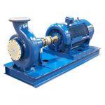 Kirloskar DB 125/26 End Suction Pump, Size 150 x 125mm