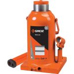 Groz JACK/BT/4W Bottle Jack, Capacity 4ton, Lift Range 190 - 368mm