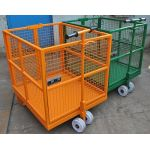 Light Lift Bin Trolley, Capacity 1Ton, Wheel Size 800 x 900 x 400mm