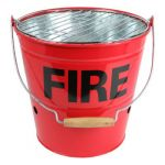 Firecon Fire Bucket-Heavy