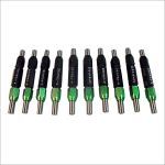A-1 Gauges SPG.1-4 Steel Plug Gauge, Size Range 1-4mm, Accuracy 2Microns