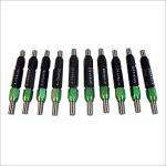 A-1 Gauges CPG.6-10 Carbide Plug Gauge, Size Range 6-10mm, Accuracy 2Microns