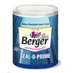 Berger 698 Seal-O-Primer, Capacity 4l