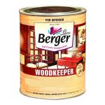 Berger 074 Woodkeeper Pu Clear Finish Glossy, Capacity 0.5l