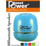Generic PPBS 3V Wireless Bluetooth Speaker, Length 5.5cm, Height 7.5cm, Width 5.4cm, Color Blue