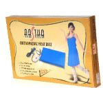 Astha Orthopaedic Heat Belt Gold, Ideal For Universal
