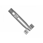Dormer C82219.5X5.0 Woodruff Cutter